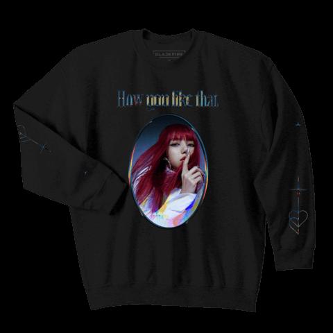 √LISA von BLACKPINK - Sweater jetzt im Blackpink Shop